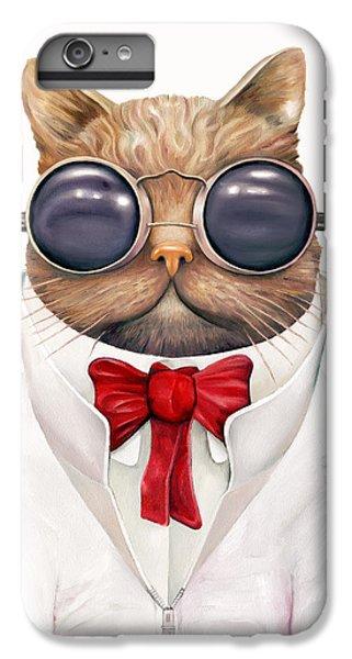 Astro Cat IPhone 6 Plus Case by Animal Crew