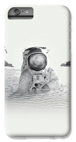 Astronaut IPhone 6 Plus Case by Fran Rodriguez