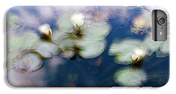 IPhone 6 Plus Case featuring the photograph At Claude Monet's Water Garden 4 by Dubi Roman