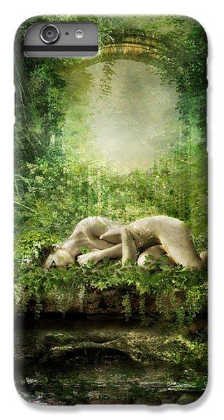 Elf iPhone 6 Plus Case - At Sleep by Karen Koski