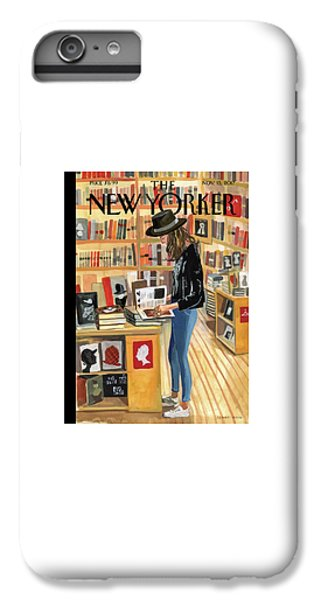 Broadway iPhone 6 Plus Case - At The Strand by Jenny Kroik