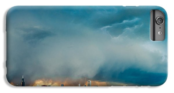 Attention Seeking Clouds IPhone 6 Plus Case by Cory Dewald
