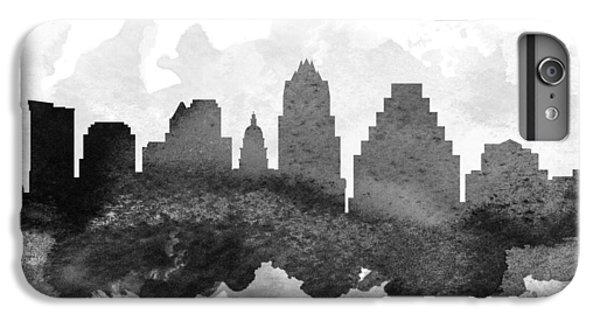 Austin Cityscape 11 IPhone 6 Plus Case by Aged Pixel