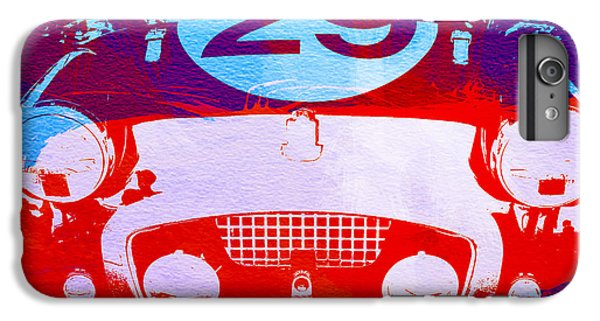 Austin iPhone 6 Plus Case - Austin Healey Bugeye by Naxart Studio