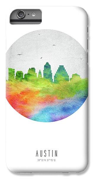 Austin Skyline Ustxau20 IPhone 6 Plus Case by Aged Pixel