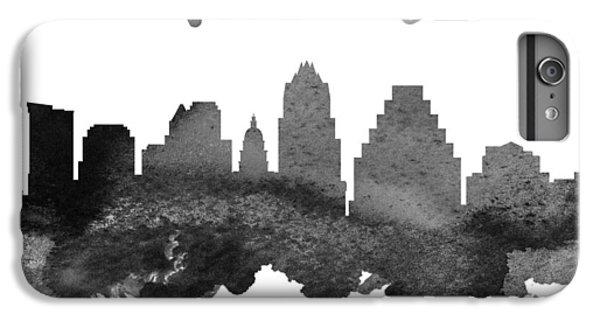 Austin Texas Skyline 18 IPhone 6 Plus Case by Aged Pixel
