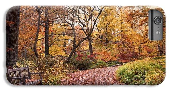 Autumn Azalea Garden IPhone 6 Plus Case