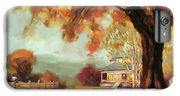 Geese iPhone 6 Plus Case - Autumn Dreams by Steve Henderson