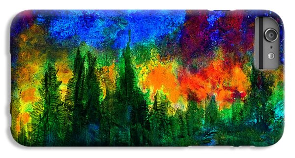 Autumn Fires IPhone 6 Plus Case