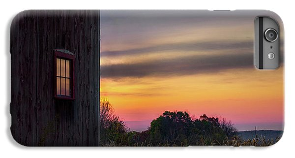 IPhone 6 Plus Case featuring the photograph Autumn Glow Square by Bill Wakeley