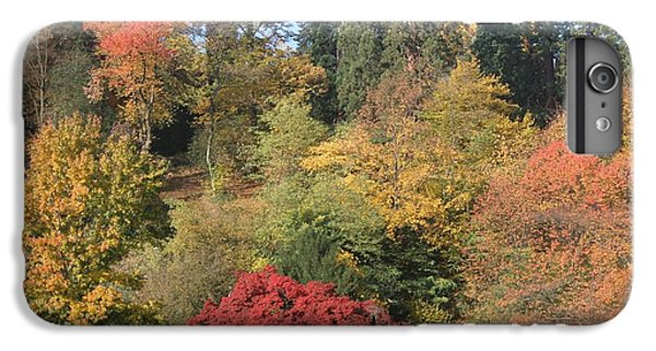 IPhone 6 Plus Case featuring the photograph Autumn In Baden Baden by Travel Pics