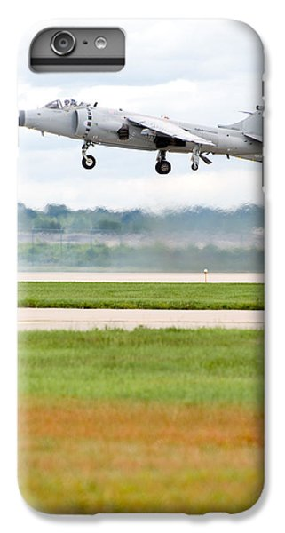Av-8 Harrier IPhone 6 Plus Case by Sebastian Musial