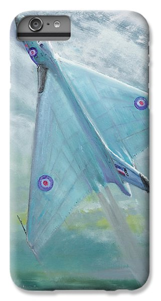 Avro Vulcan B1 Night Flight IPhone 6 Plus Case by Vincent Alexander Booth