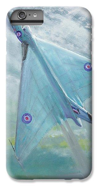 Avro Vulcan B1 Night Flight IPhone 6 Plus Case by Vincent Alexander Booth