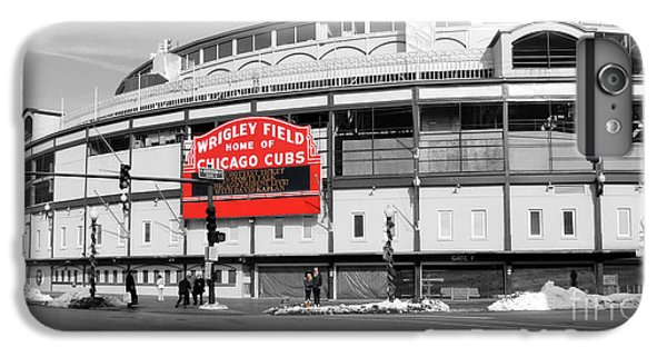 B-w Wrigley 100 Years Young IPhone 6 Plus Case by David Bearden