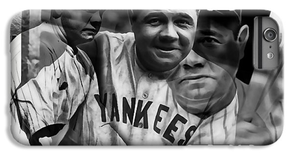 Babe Ruth Collection IPhone 6 Plus Case