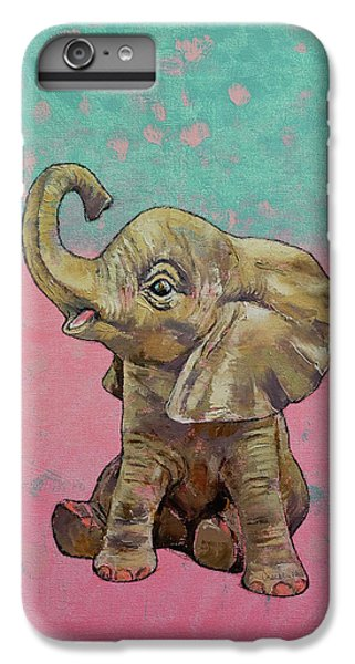 Baby Elephant IPhone 6 Plus Case
