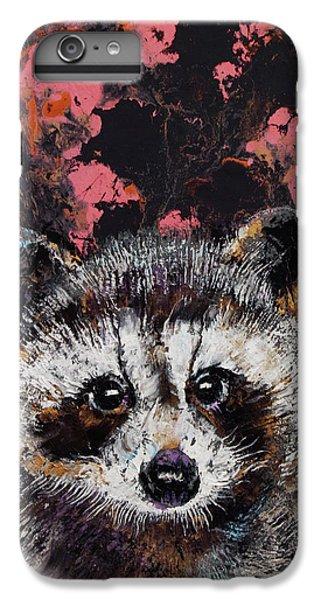 Baby Raccoon IPhone 6 Plus Case