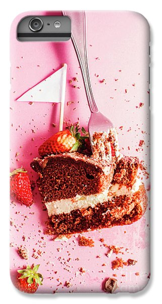 Strawberry iPhone 6 Plus Case - Bakers Downfall by Jorgo Photography - Wall Art Gallery
