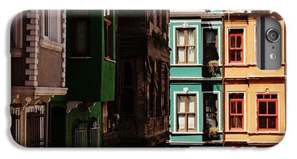 House iPhone 6 Plus Case - #balat #istanbul #eskibinalar #renkli by Ozan Goren