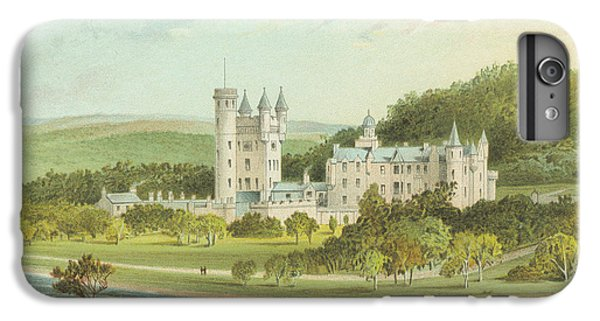 Balmoral Castle, Scotland IPhone 6 Plus Case by English School
