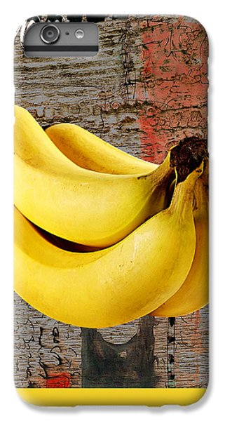 Banana Collection IPhone 6 Plus Case
