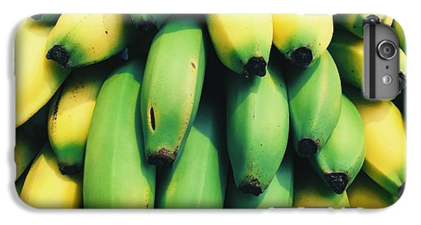 Bananas IPhone 6 Plus Case by Happy Home Artistry
