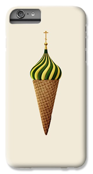 Basil Flavoured IPhone 6 Plus Case by Nicholas Ely