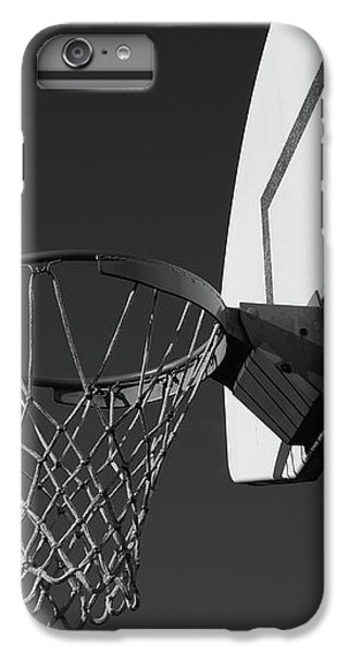 Basketball iPhone 6 Plus Case - Basketball Court by Richard Rizzo
