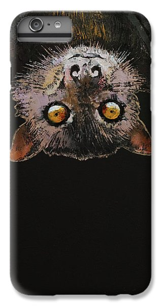 Bat IPhone 6 Plus Case by Michael Creese