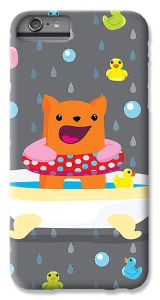 Bath Time  IPhone 6 Plus Case