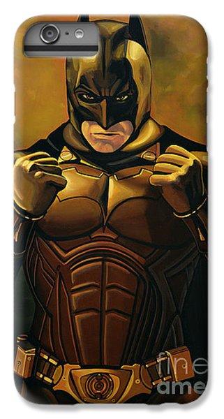 Penguin iPhone 6 Plus Case - Batman The Dark Knight  by Paul Meijering