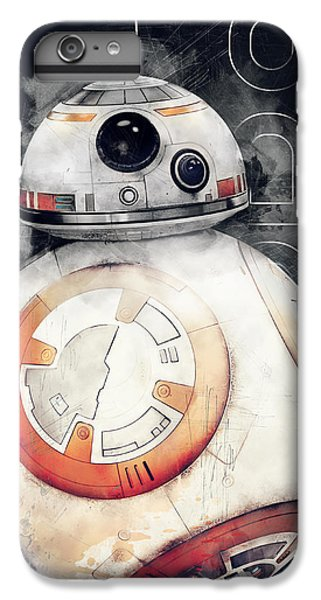 Han Solo iPhone 6 Plus Case - Bb8 by Afterdarkness