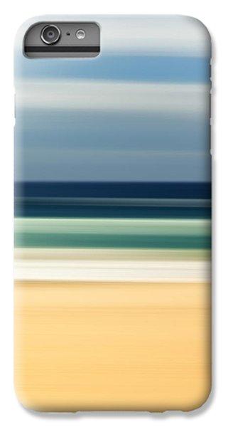 Beach Pastels IPhone 6 Plus Case by Az Jackson