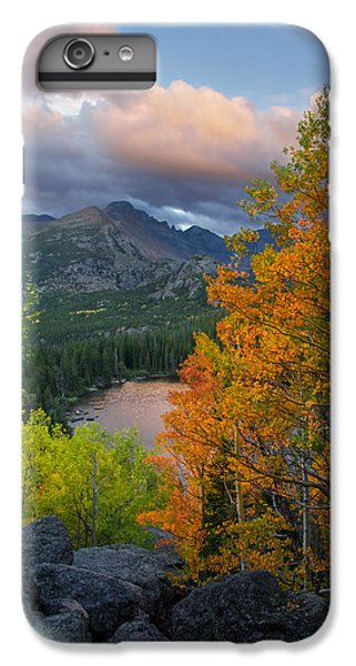 Bear Lake Autumn IPhone 6 Plus Case