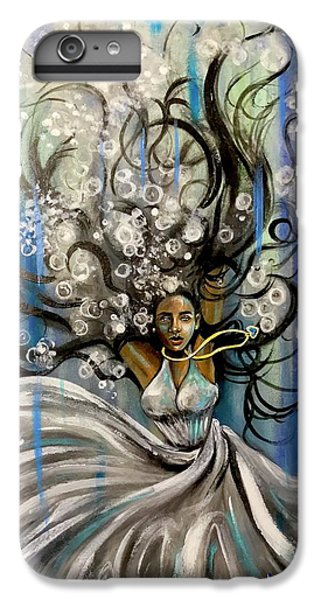 iPhone 6 Plus Case - Beautiful Struggle by Artist RiA