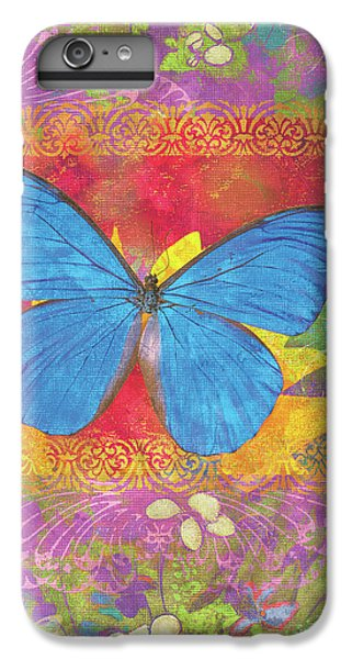 Butterfly iPhone 6 Plus Case - Beauty Queen Butterfly by JQ Licensing