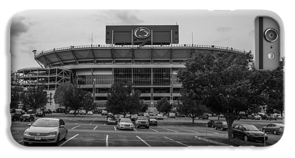 Penn State University iPhone 6 Plus Case - Beaver Stadium And Lot by John McGraw