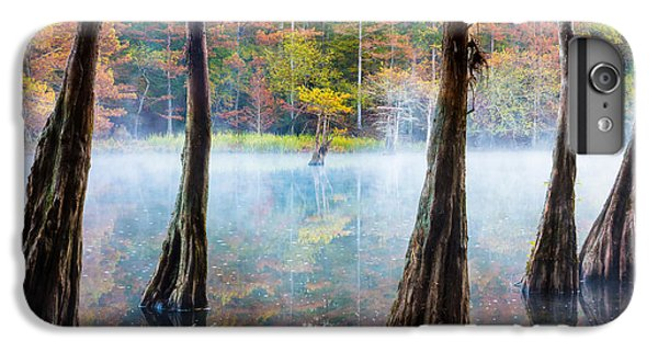 Beavers Bend Cypress Grove IPhone 6 Plus Case by Inge Johnsson