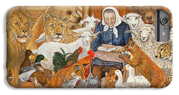 Bedtime Story On The Ark IPhone 6 Plus Case