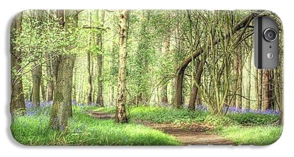 Bentley Woods, Warwickshire #landscape IPhone 6 Plus Case