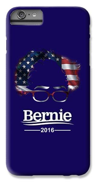 Bernie Sanders 2016 IPhone 6 Plus Case by Marvin Blaine