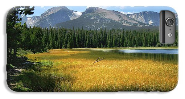 IPhone 6 Plus Case featuring the photograph Autumn At Bierstadt Lake by David Chandler