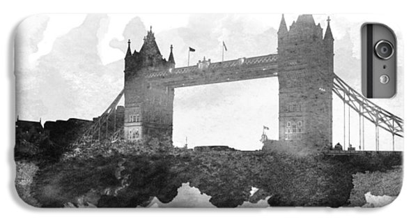 Big Ben London 11 IPhone 6 Plus Case by Aged Pixel
