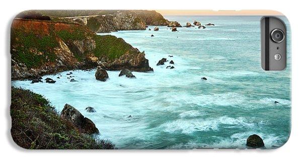 Pacific Ocean iPhone 6 Plus Case - Big Sur Sunrise by Jamie Pham