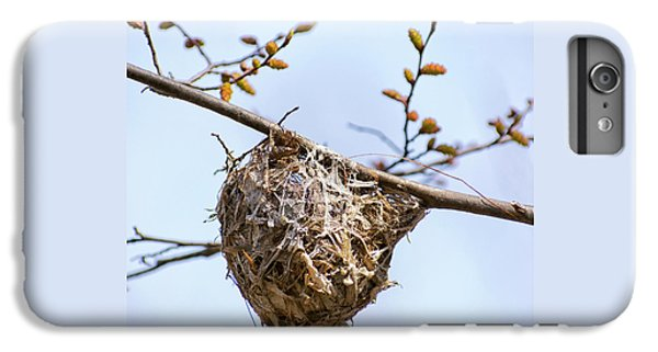 IPhone 6 Plus Case featuring the photograph Birds Nest by Christina Rollo