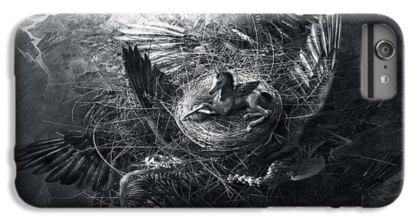Pegasus iPhone 6 Plus Case - Birth Of Pegasus by Vitaliy Gladkiy