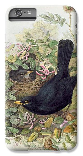 Blackbird,  IPhone 6 Plus Case