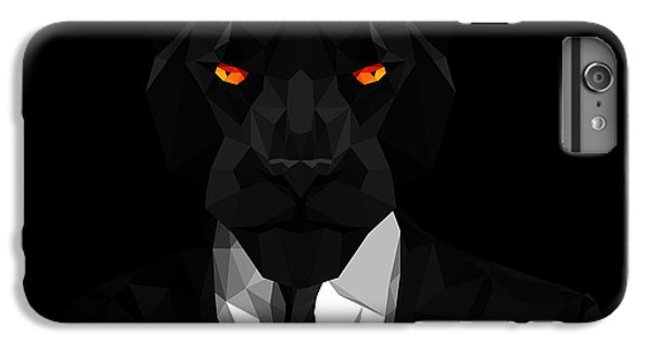 Blacl Panther IPhone 6 Plus Case