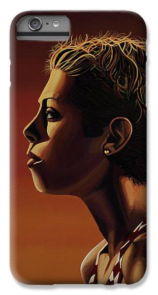Blanka Vlasic Painting IPhone 6 Plus Case